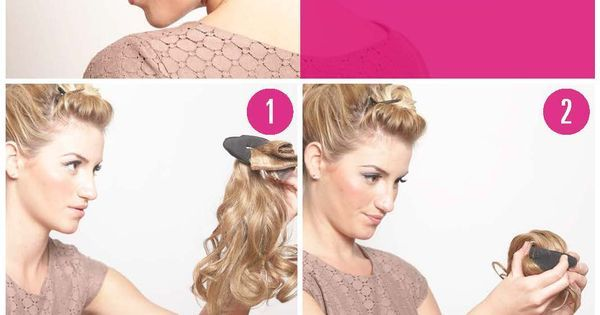 Quick and easy holiday hair ideas the bouffant quick and easy quick and easy holiday hair ideas the bouffant quick and easy holiday hair ideas pmusecretfo Images