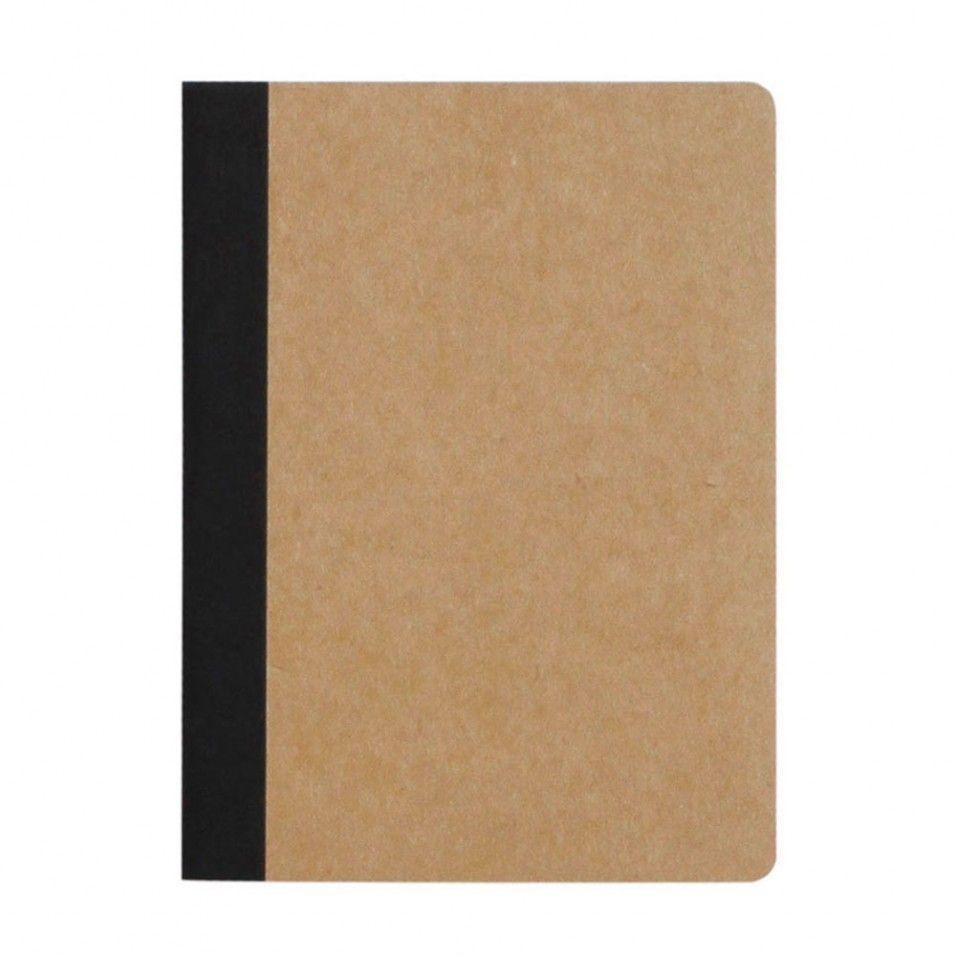 Composition Kraft Notebook