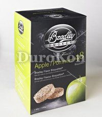 Bradley Apple Flavor Electric Smoker Bisquettes 48 Pack Btap48 Btap48 19 79 Bradley Apple Flavor Electric Smoke Bradley Smoker Cherry Flavor Hickory Bbq