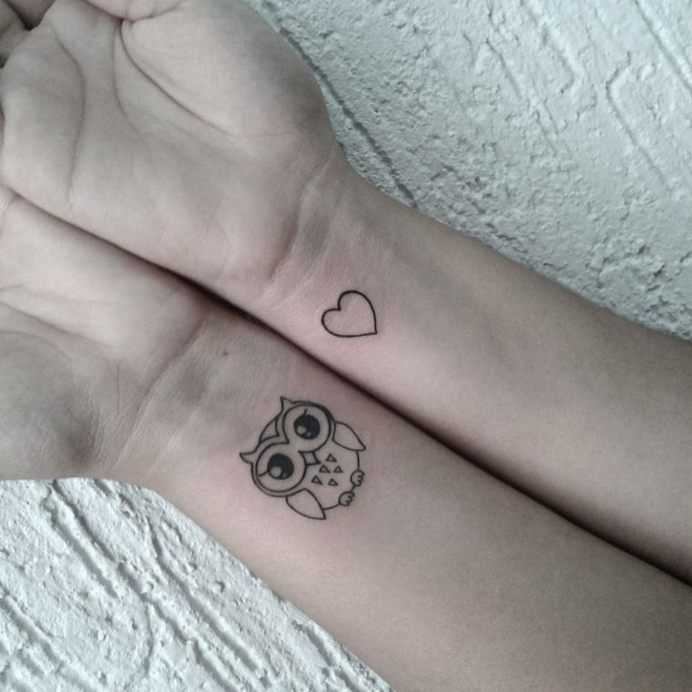 Polso Tatuaggi Gufo | TeachersHub