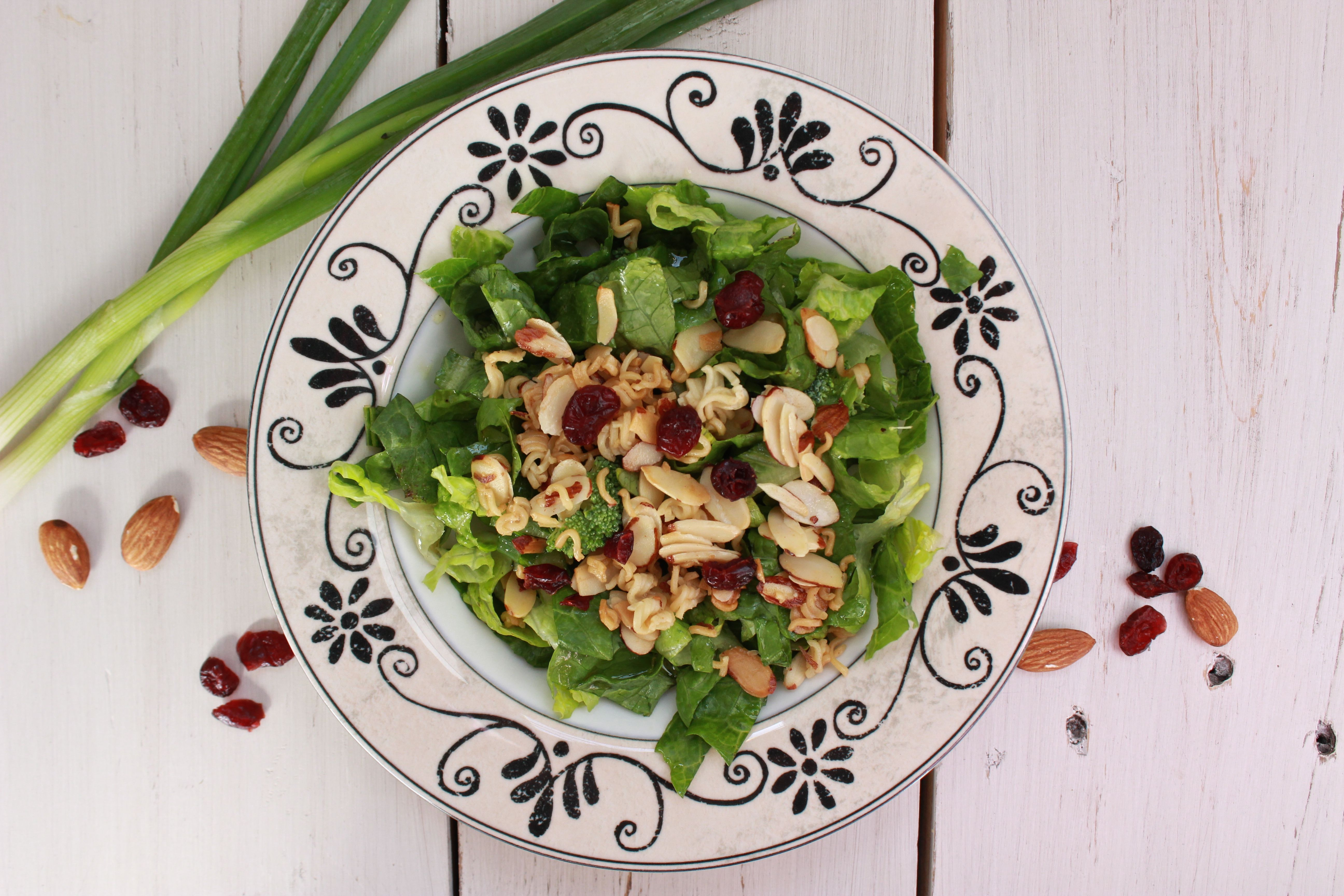 Here's a really great lettuce salad for your weekend ...