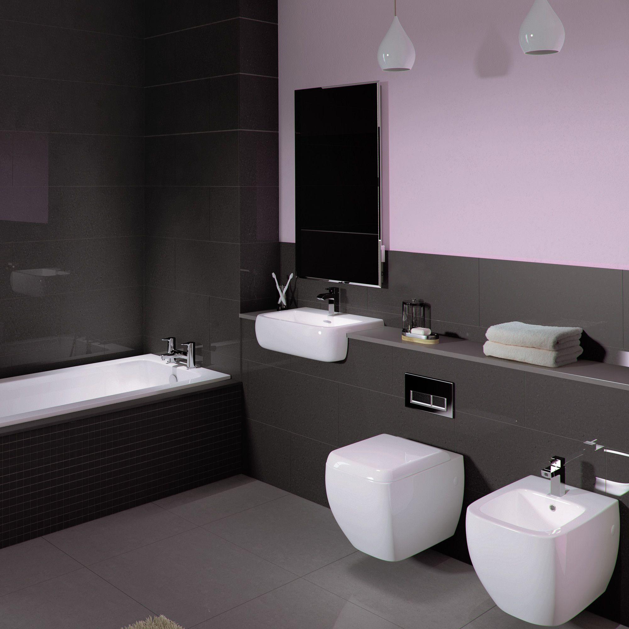 Rak bathroom suites - Rak Ceramics Metropolitan Wall Hung Bathroom Suite Wayfair Uk