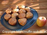Apfel Streusel Muffins Nr.2