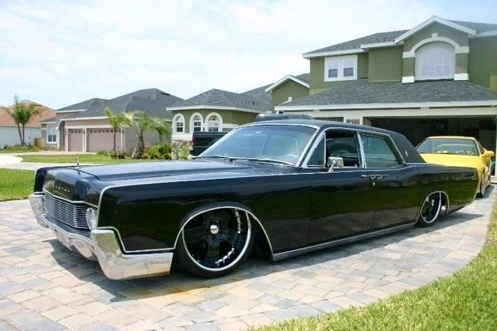 lincoln continental rides pinterest cars other and dream cars. Black Bedroom Furniture Sets. Home Design Ideas