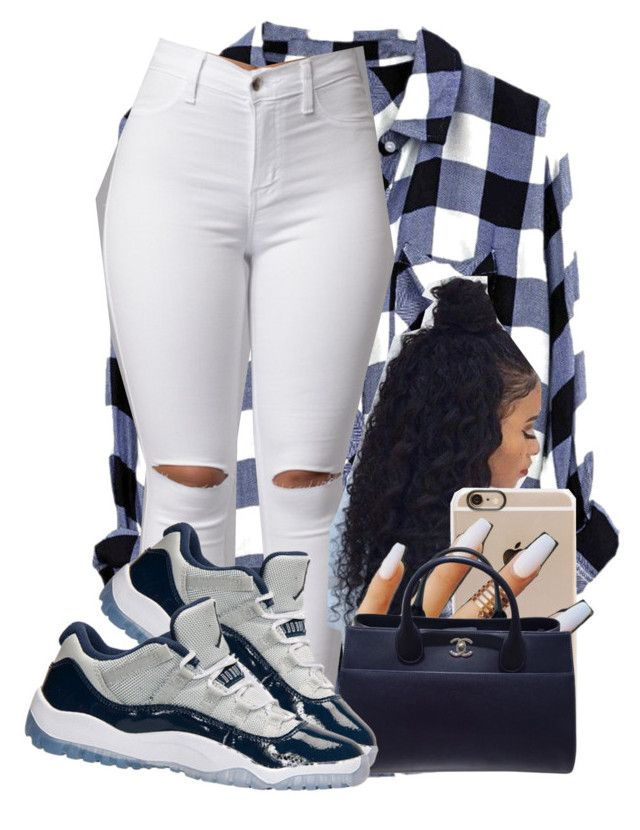 """""""Summer sixteen- Drake"""" by deasia-still-thugin-honey ❤ liked on Polyvore featuring beauty, Incase, Chanel and NIKE"""