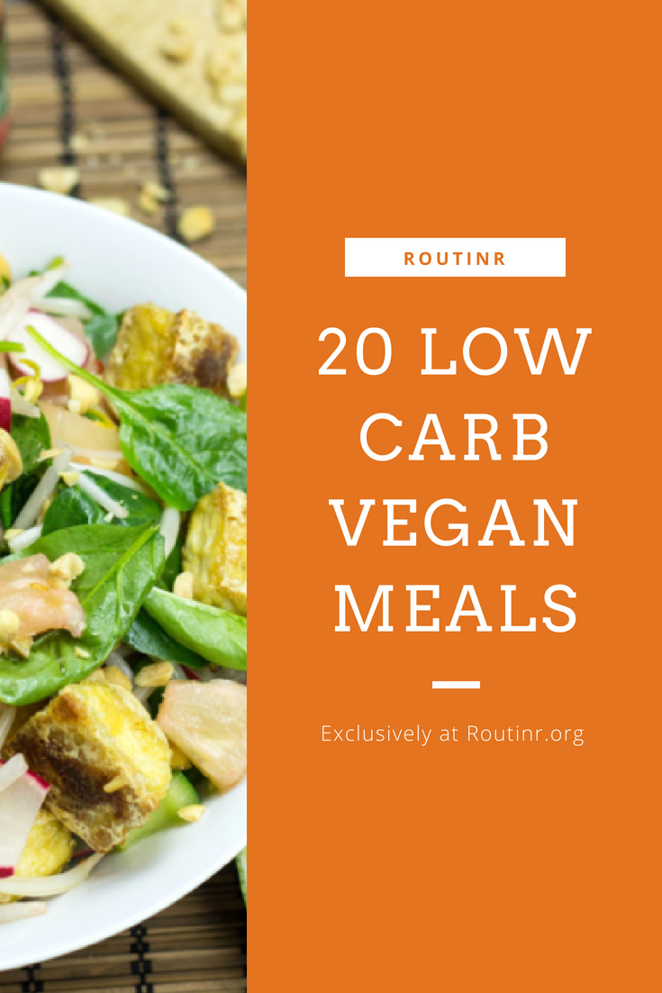 Want A Low Carb Plant Based Vegan Friendly Recipes How