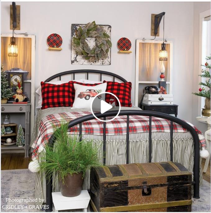 Country Sampler Farmhouse Furniture, Decor, Home decor