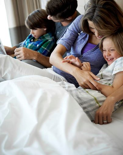 #SleepWell After sleeping in our signature Heavenly Bed, it's easy to see why over 100,000 people have purchased one for their own home. Shop now and experience the comfort of the Heavenly Bed every night. www.westin.com/store #WestinWellbeing