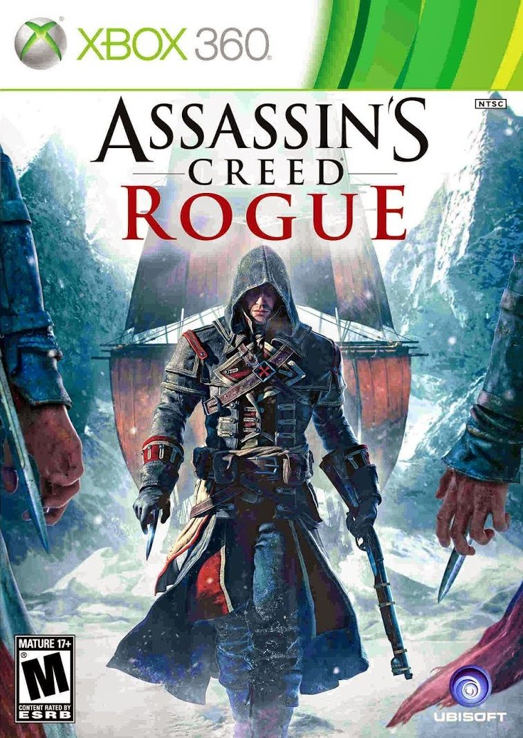 Assassin S Creed Rogue Xbox 360 Game Assassins Creed Game