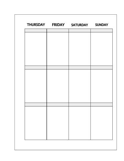 Happy With Printables Calendar : Faux happy planner inserts free printable