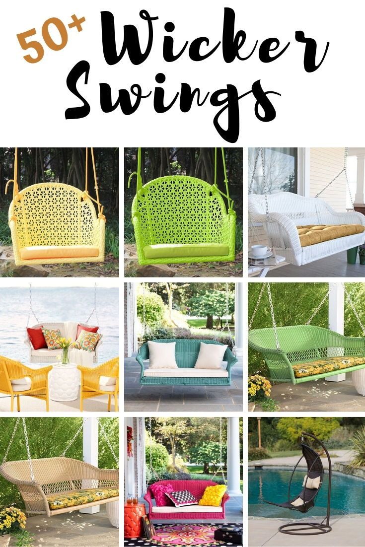 Wicker Swings Discover The Best Wicker Swings And Top Rated Outdoor
