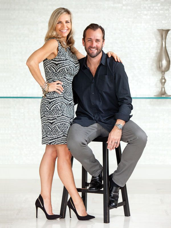 Jett and Eve Beres - Jupiter Power Couple (click for article)