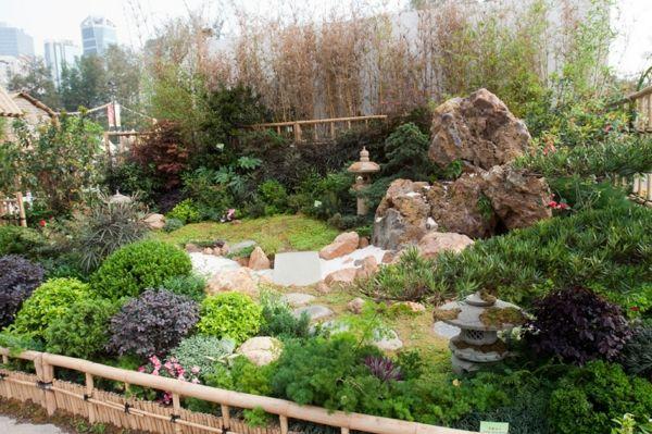 Gartengestaltung Beispiele - praktische Tipps und frische Ideen ...