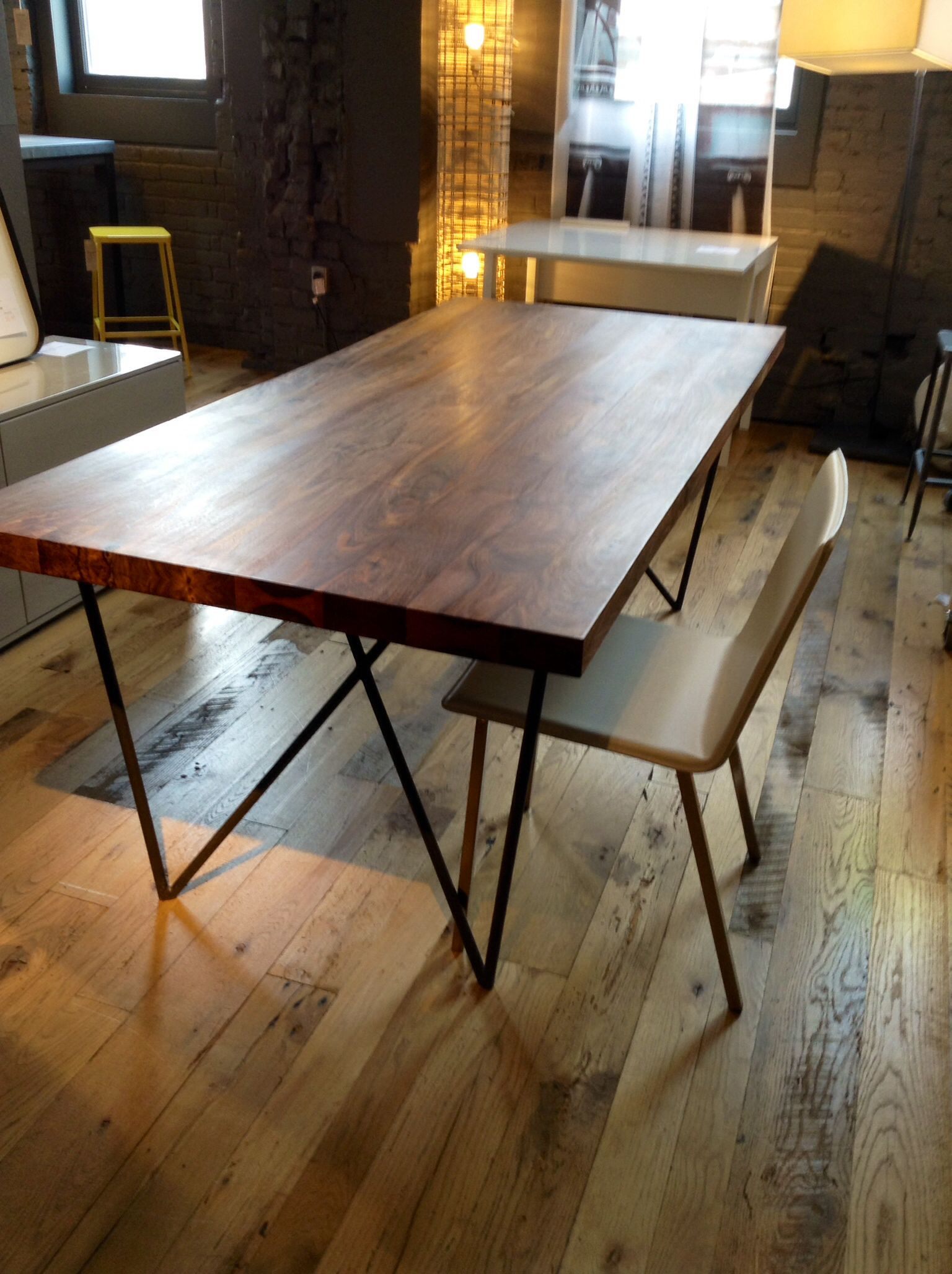 Just Purchased The Cb2 Dylan Dining Table, In Love With