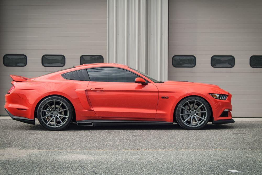 2015 2021 Mustang Vossen Vfs1 Vredestein Wheel And Tire Package Wheel And Tire Packages Mustang Vossen