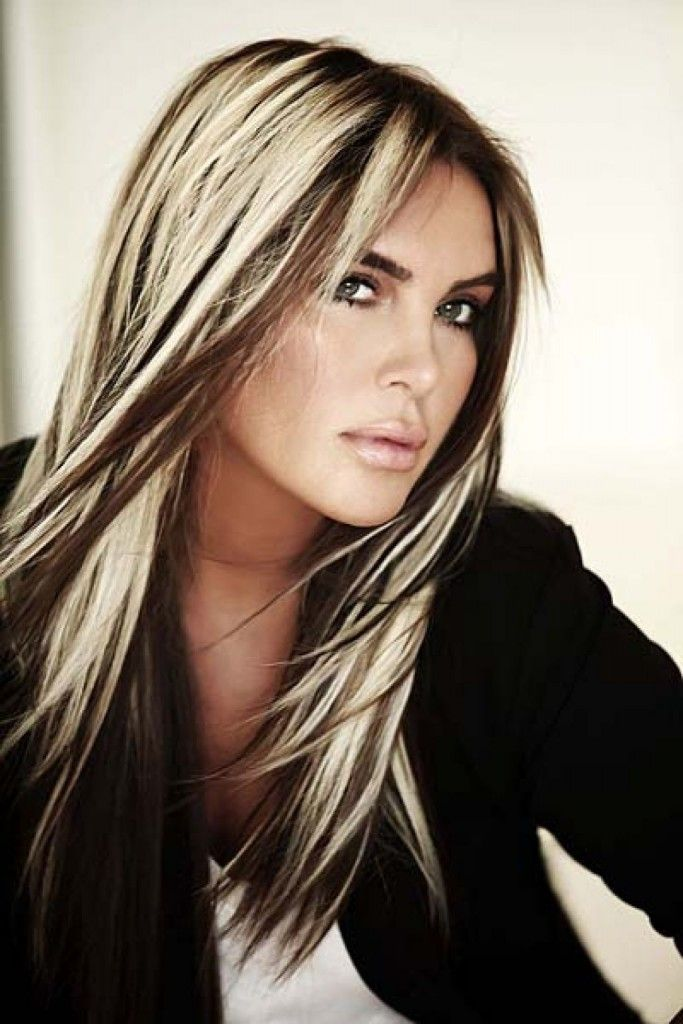 Dirty blonde hair with dark highlights hair pinterest dirty blonde hair with dark highlights pmusecretfo Choice Image