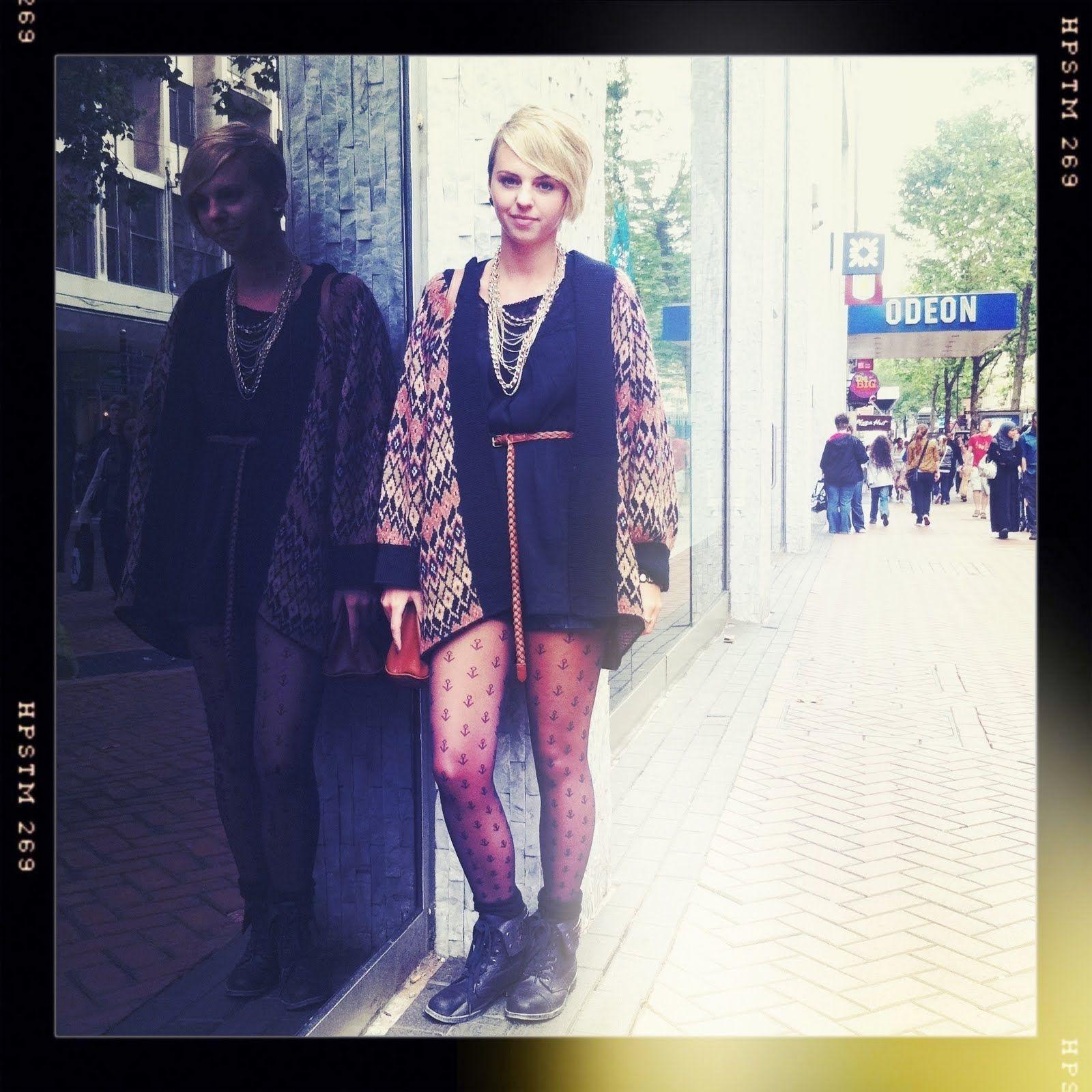 The Style Kaleidoscope: Street Style