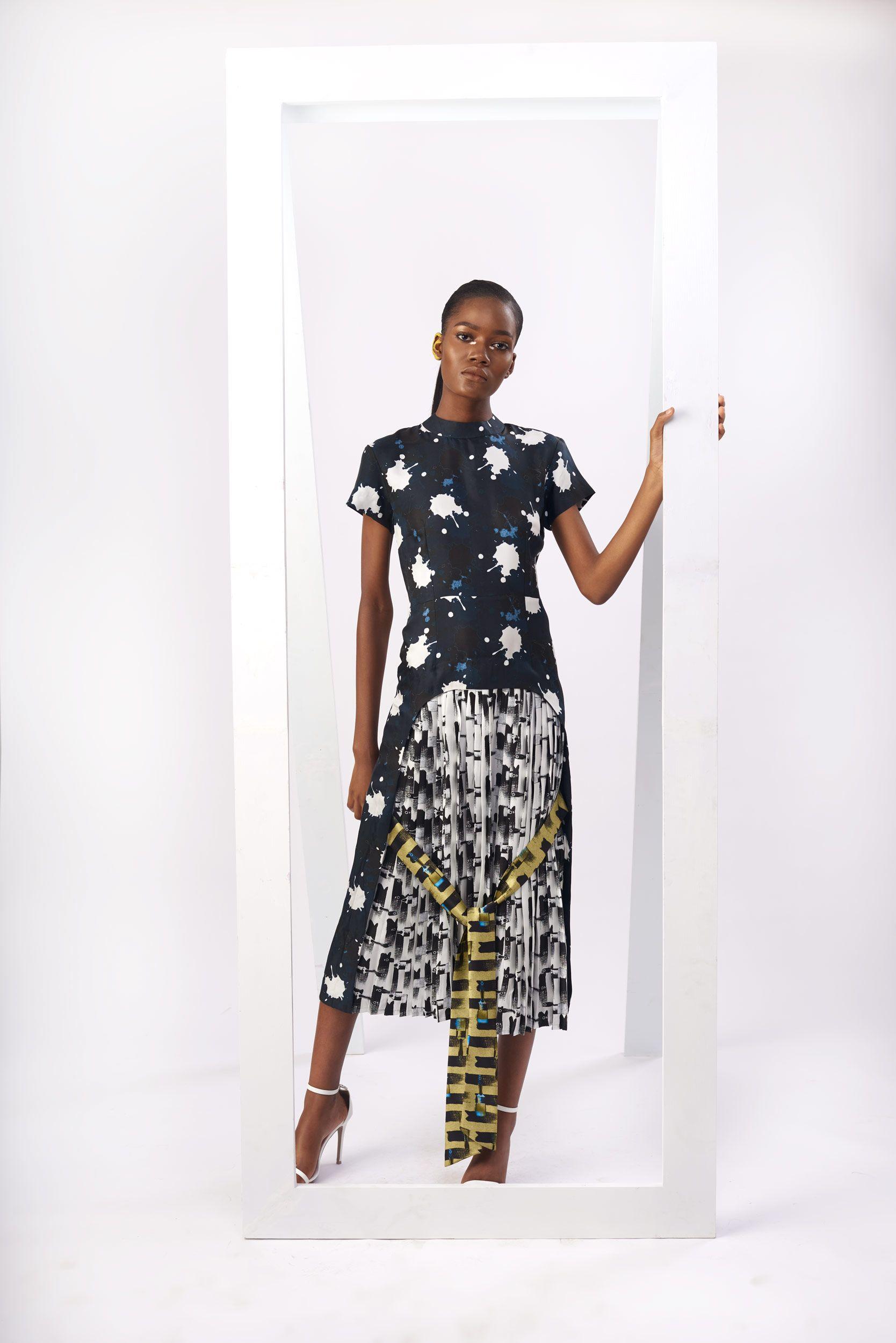 Lisa Folawiyo Nigerian Fashion Designers Career Fashion African Chic