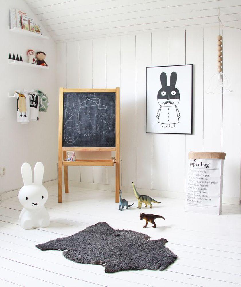 Habitacion Bebe Nordica Dise O N Rdico Scandinavian Nursery  ~ Ideas Decorar Habitacion Infantil