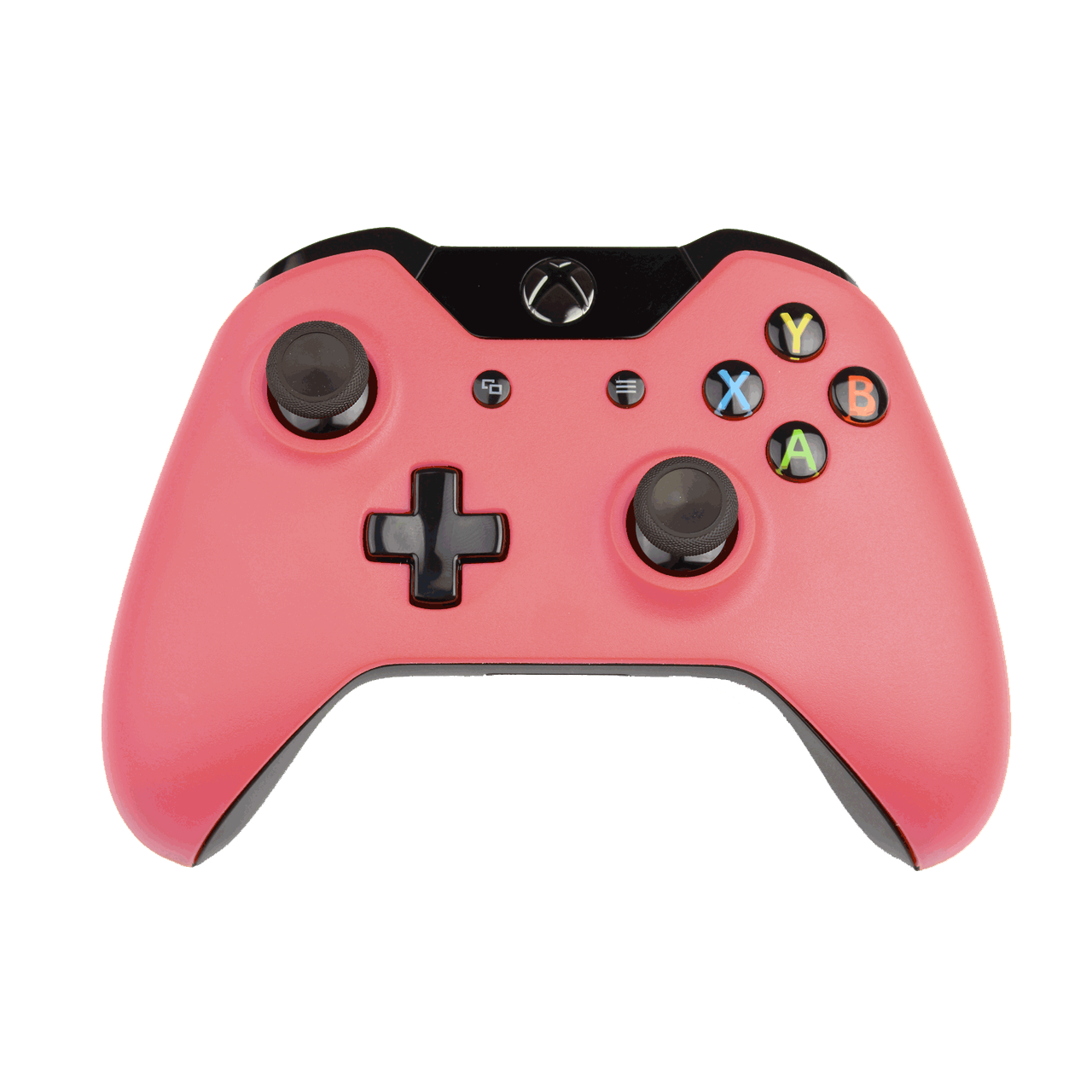 Custom Xbox One Controller Wireless Glossy Light Pink