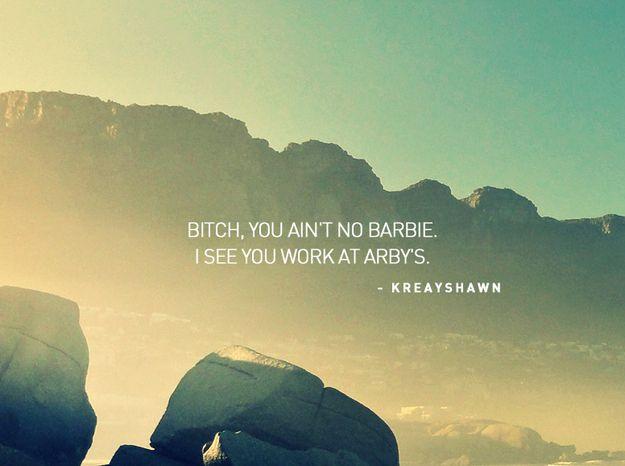Putting Rap Lyrics On Beautiful Poetic Backgrounds Is Kind ...