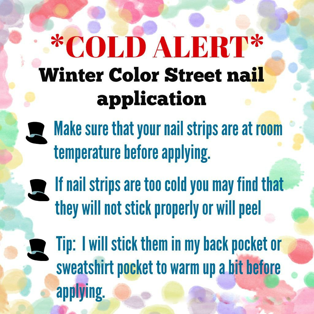 Color Street Application Tips and Tricks!!