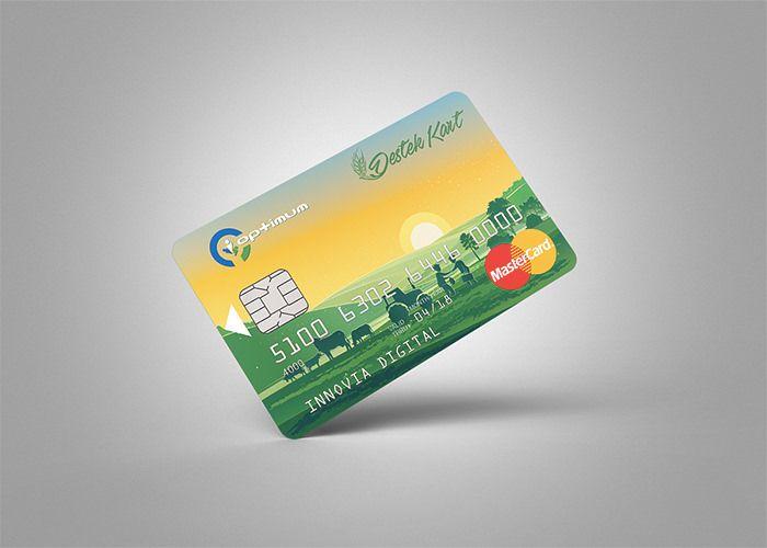 40 creative and beautiful credit card designs