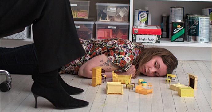 Dubravka Ugrešić 29/10/2014 |   L'ecriture masculine  Lena Dunham, Tiny furniture http://goo.gl/ASyYZ2