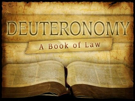 Image result for book of deuteronomy