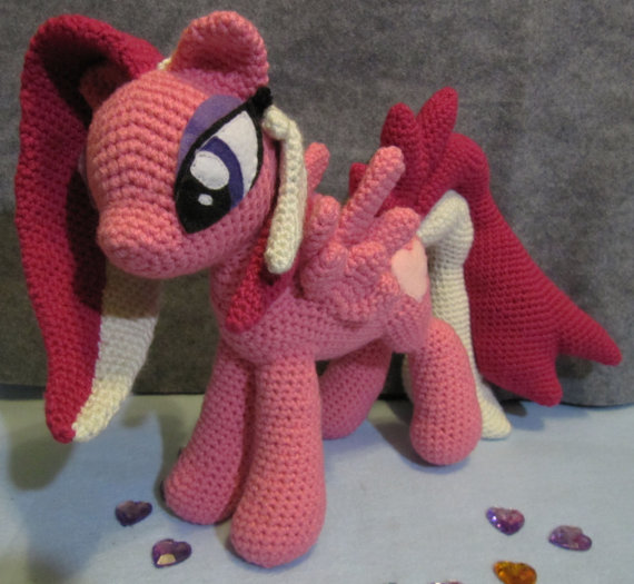 Loving Heart Pattern - My Little Pony