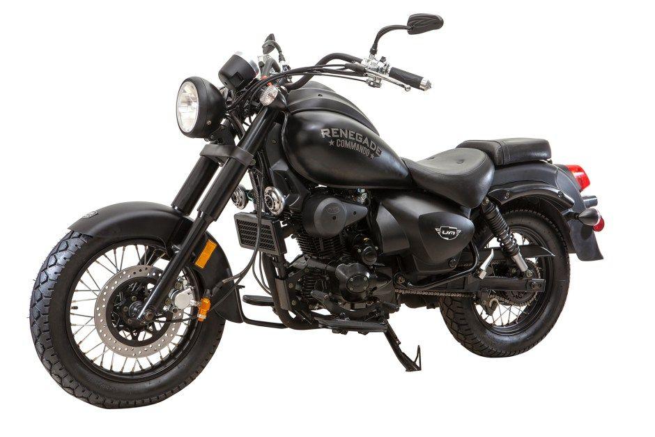 Indien Serenaden Mit Abtrunnigem Kommando Motorcycle Bike