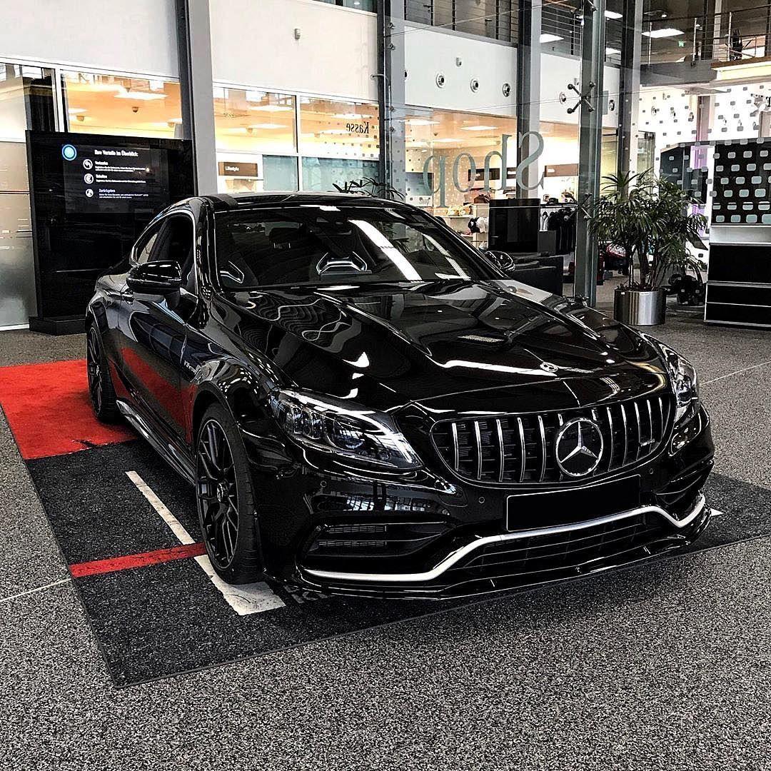 """AMG On Instagram: """"C63 AMG Coupé 2019"""