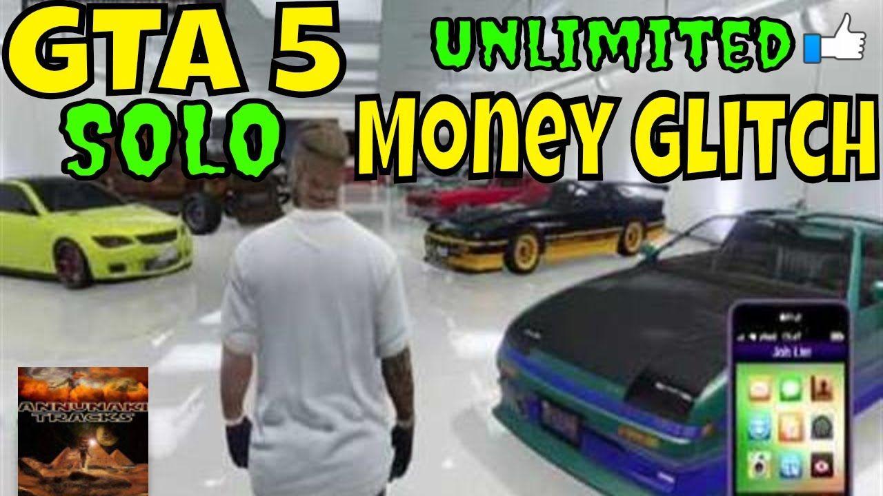 Solo Unlimited Money Glitch Brand New GTA5 Pegasus Vehicle