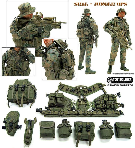 Navy seals jungle ops | kit | Military gear, Military guns y