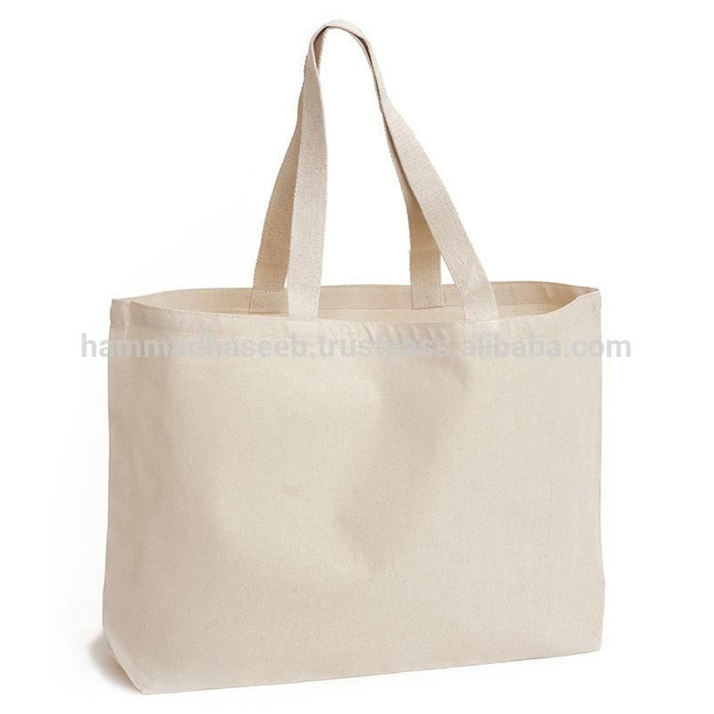 Cotton Muslin Bags Canvas Tote Bags With Custom Logo Wholesale Plain Canvas Tote Bag Canvas Shopping Bag Canvas Tote Bags