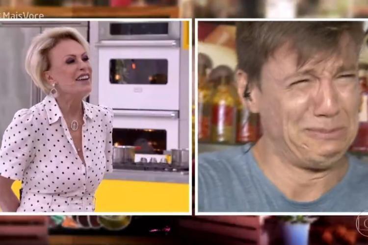 Ana Maria Braga Deixa Reporter Em Saia Justa Ao Vivo No Mais Voce