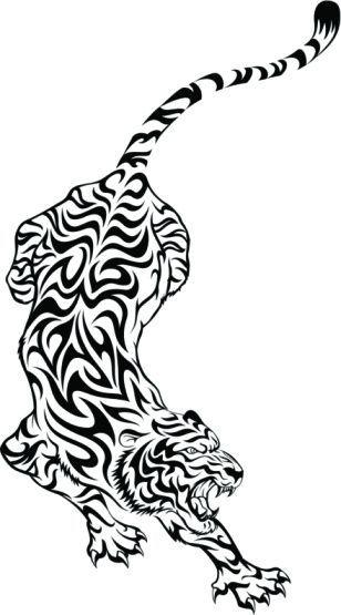 117d18a18 tiger maori tattoo - Pesquisa Google | idee tatuaggi | Tatuaggi ...