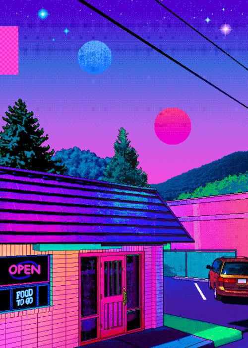 Vaporwave wallpaper image by Pyrodoxine on V I B E Z ...