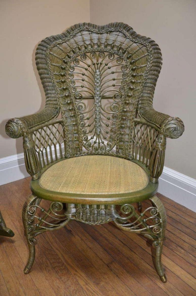 Inspiring Rattan Chairs Vintage Design Ideas