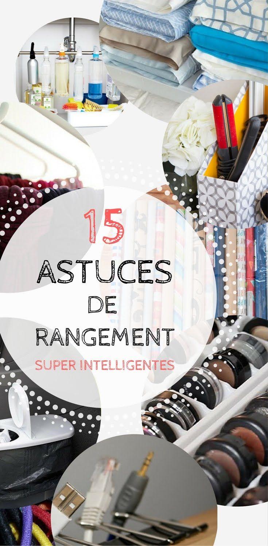 Sorry astuce de grand m re pinterest astuce rangement rangement et rangement maison - Astuce maison propre ...