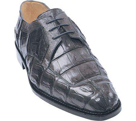 Belvedere Men's Susa Exotic Shoes,Gray Crocodile,9 M US Belvedere,http: