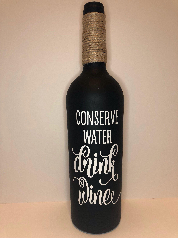 Wine Bottle Wine Bottle Decor Gifts For Wine Lovers Unique Wine