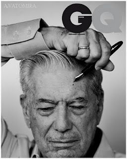 MARCH 28 Peruvian novelist Mario Vargas Llosa born on this day in 1936. 'No matter how ephemeral it is, a novel is something, while despair is nothing'.