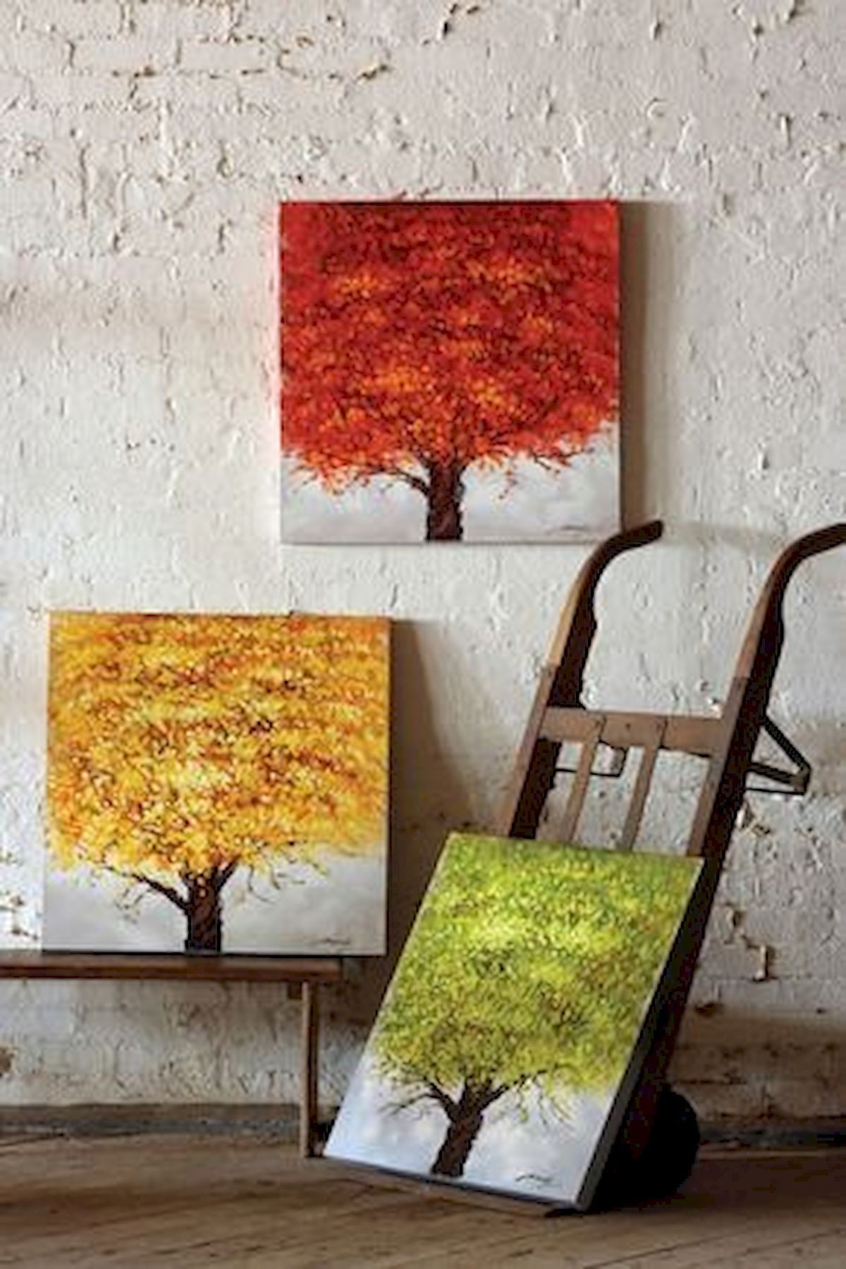 Gorgeous 86 Stunning Art Canvas Painting Ideas For Your Home Source Https Artmyideas Com 86 Stunning Art Canvas Painting Diy Tree Painting Canvas Painting