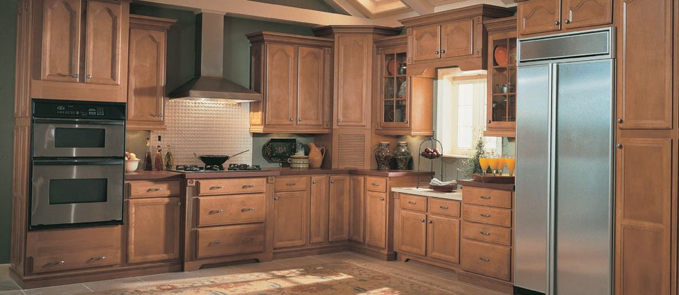 Shenandoah Cabinets - Dominion | Kitchen remodel ...