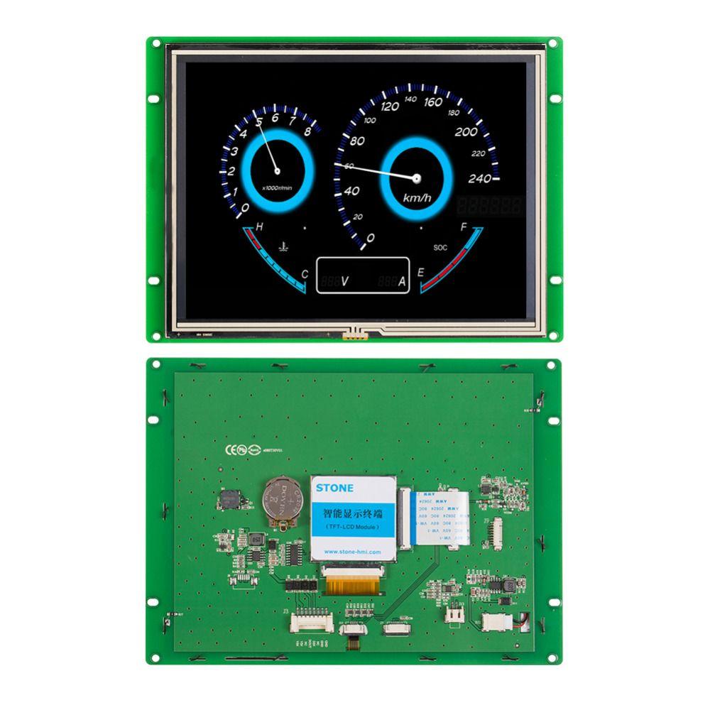 8.0 Tam Renkli TFT LCD Dokunmatik Panel #lcdpanels