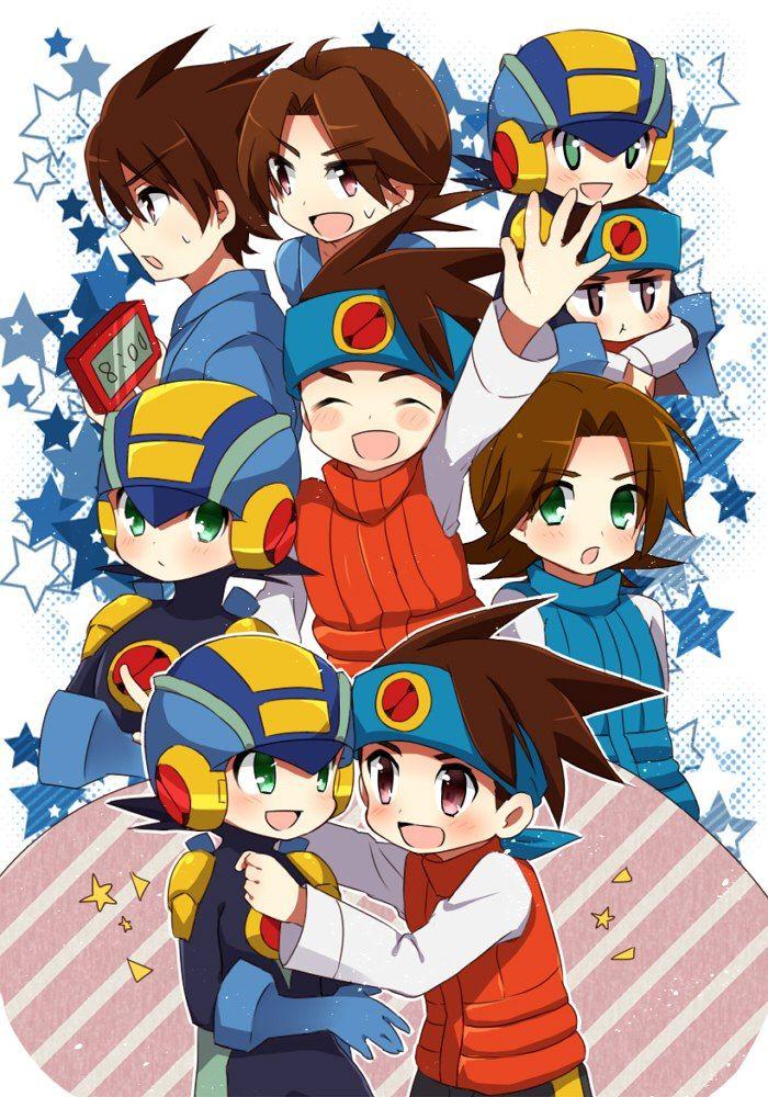 Lan Hikari Megaman X S Photos 165 Photos Anime Mega Man