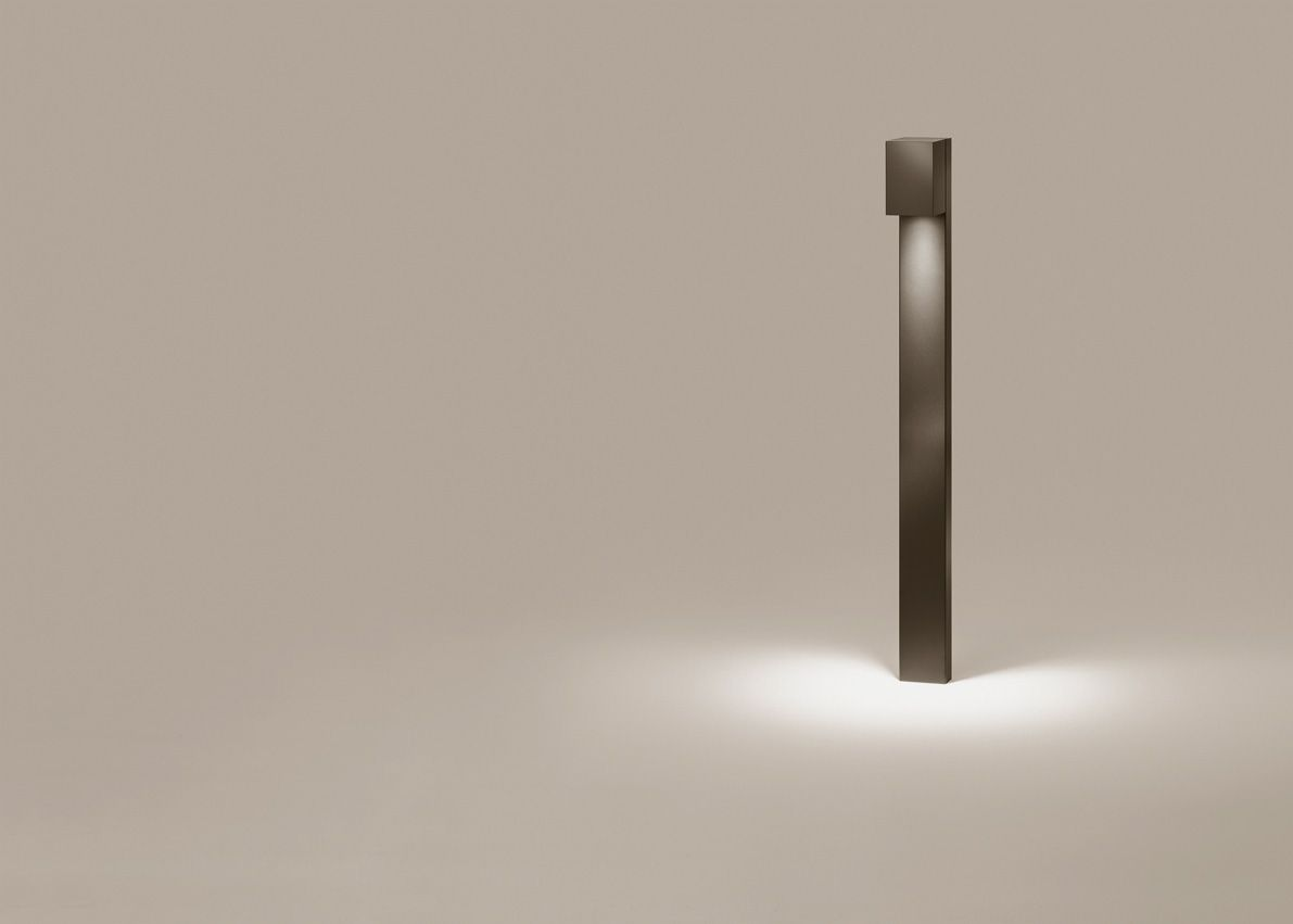 Exceptional Quant Poller Cool Brown . Outside Luminaire . Außenleuchte . Bollard .  Pollerleuchte . Stainless Steel Idea