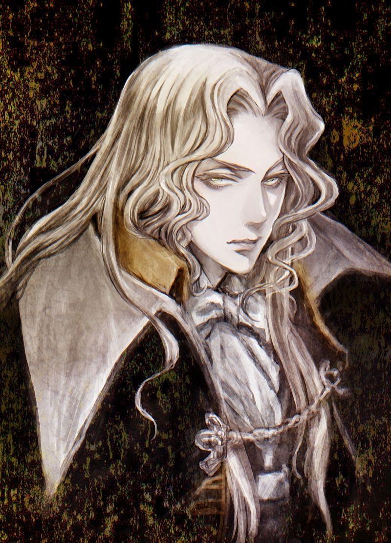 Alucard Castlevania Castlevania Symphony Of The Night Image