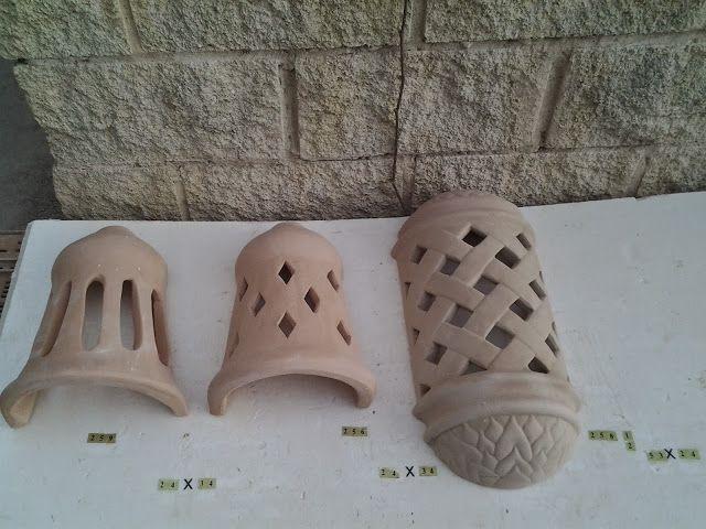 Apliques De Terracota Lamparas Rusticas Para Jardin Faroles De Barro Lamparas De Ceramica Textura De Ceramica Lampara De Pared